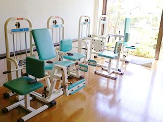 介護予防・筋力トレーニングマシン